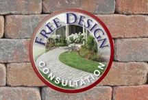 Free Design Consultation / You're ready to begin planning your hardscape project but you don't know where to begin. Calstone wants to help you through the planning process with our FREE no-obligation, design consultation. Call us toll free at 1 (800) 372-8377 or go online to calstone.com/free-design-consultation