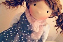 pretty dollys / by Kristin Geary