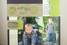Scrapbooking / by Kim Brody