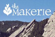 M A K E R I E * 2 0 1 4 / by the Makerie
