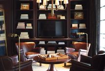 Masculine Rooms / by Tosha Riddle May