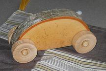 woodencar