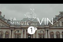 La Minute Vin / A propos de la Minute vin : découvrez en 20 vidéos d'1:20 les accords Paris - vin, aux arômes subtils d'histoire, de littérature, de patrimoine, de philosophie et d'art de vivre. Des experts vous livrent tous les secrets du vin à Paris dans ses 20 arrondissements.