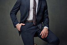traje caballero