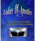Ladies Of Apostles / Ladies Of Apostles  Prophet Stanley Kuforiji and Pastor Sylvia have both written this book out of their passion for women in the ministry. God is revealed in the hearts of Ladies of Apostles in the Kingdom of our God on earth. From the beginning of age, the 20th century missionary movement witnesses the greatest number of women involvement in the gospel. Under the supervision of God's own Heart, and through multiple miraculous encounters, women of virtuous derive their insight......