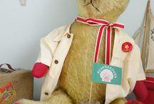 Teddy bamser