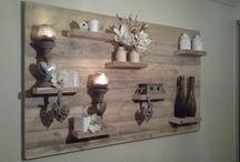 Huisdecoratie / Kussens