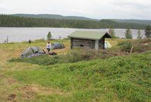 Lemmenjoki 2010 ja 2013