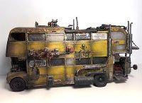 post apocalyptic model kit
