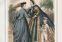 1860-1865 - Activewear