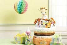 Baby shower ideas / by Cortney McCallie- Branam