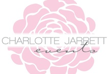 Teaming up with Charlotte Jarret Events!