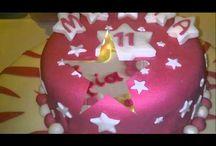 Ιδέες για τούρτες γενεθλείων