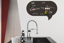 Collection Ardoise / Slate collection / by Acte-Deco