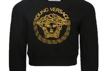 Young Versace / Pure Atlanta presents Young Versace for infant, kids, girls, and boys!
