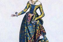 Late Medieval Fashion