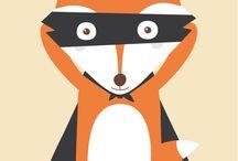 Fox me I'm famous! / Fox' stories!