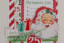 XMAS - Cards & Planners