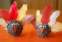 All Things Autumn / Fall themed games, decor, and ideas for kids.