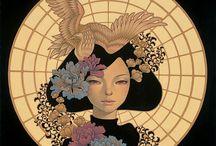Art   audrey kawasaki