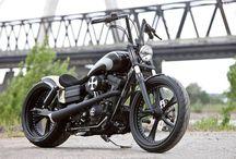 motos café racer