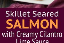 salmon dishes
