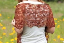 We love lace! / Lace projects to knit and crochet.