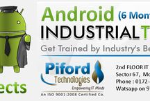 Android Training Chandigarh / Piford Technologies is a USA based Software Development Company and provide Six Weeks & 6 Months Android Training in Chandigarh.
