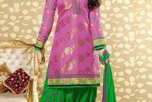 Salwar kameez / Get Perfect Customize Indian Suits at Da India Shop from wide range of Suits, Salwar Kameez, Anarkali & Pakistani Suits and get express delivery to UK, USA.