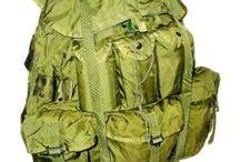 Hiking Backpacks & Bags / by Arcelia Jeschke