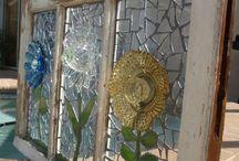 window glas