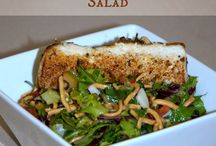 Salad Recipes / by Everyday Savvy