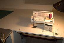 Ingebouwde naaimachines