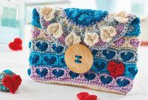 heart purse