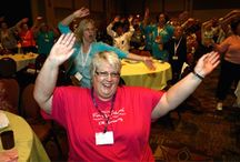 Fun, Fit and Fabulous / The purpose of the Fun, Fit & Fabulous women's health conference is to advance healthy lifestyle changes by educating women to make informed decisions about their health and well-being.  / by Highmark