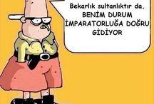 Baattin karikatür