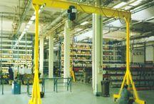 Ellsen 2 ton gantry crane in low price for sale
