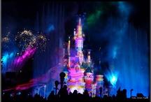 Disneyland Paris / The French Disney Park near Paris