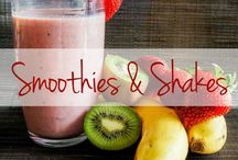 Smoothies & Shakes / Power up your day with these delicious and filling smoothie and shake recipes. / by The Latin Kitchen