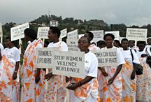 African Feminism / Feminism in the African continent and among African women.