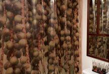 Cortinas para baño. / Escoja su tema preferido.!! Fotografías impresas en material transparente, antihongos. Incluye 10 ojales para ganchos.