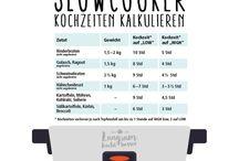 Rezepte slow cooker