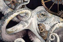 Cephalopod (Art)