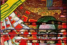 Artist: Hundertwasser