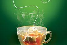 Tea Advertising