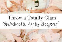 Bachelorette Party Sleepover
