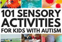 autism sensory ideas