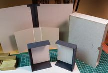 Arielle's Bindery Projects / My own work and projects