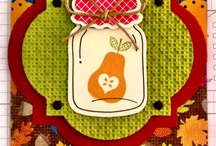 MY STAMPIN UP THANKSGIVING CARDS / Stampin Up inspired Thanksgiving cards! / by Barbara Charles