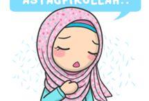 stiker muslim